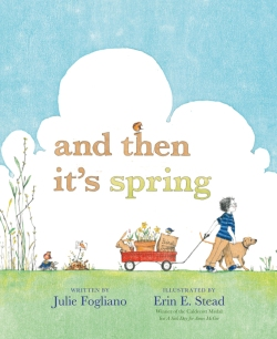 And Then It's Spring (1 - cover)